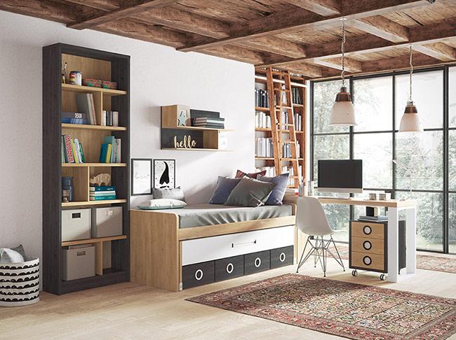Venta de muebles juveniles en madrid for Fabrica de muebles juveniles en madrid