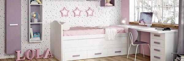 Dise o de habitaciones juveniles e infantiles en madrid for Fabrica de muebles juveniles en madrid