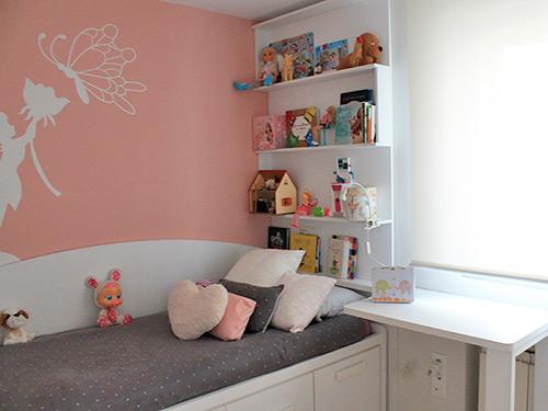Dise o de habitaciones juveniles e infantiles for Diseno de habitaciones infantiles